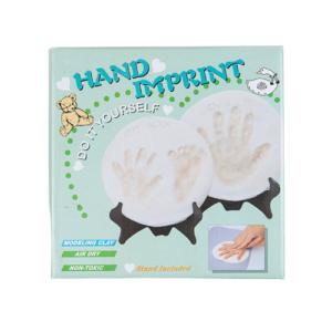 Hand Imprint Clay Kit