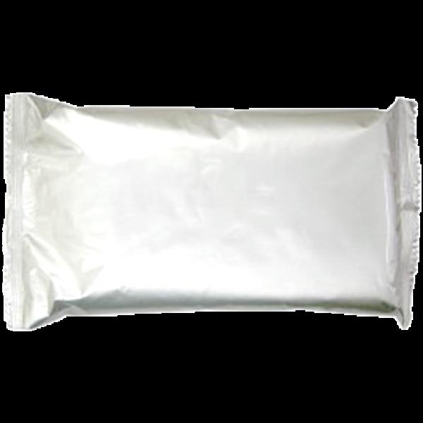resin clay aluminum bag