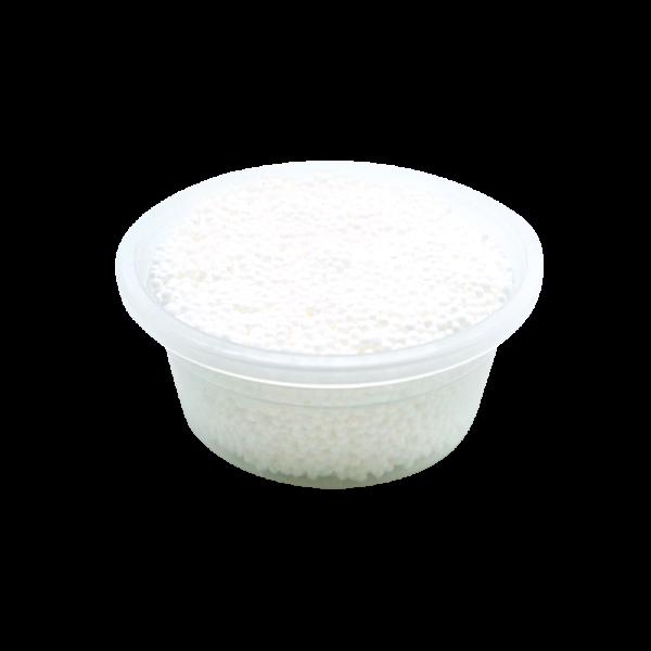 foam clay 12g white