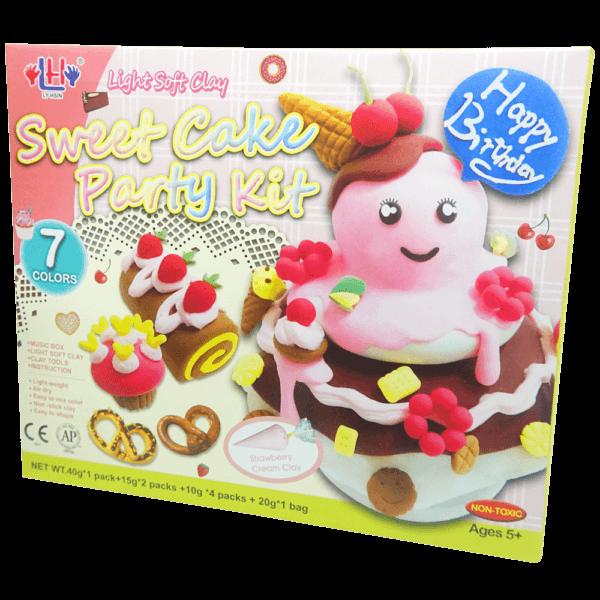 sweet cake party kit