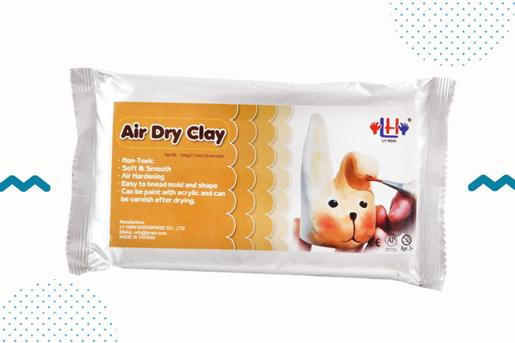 Read more about the article Air Dry Clay Learning: Easy Way to Learn About Paper Clay