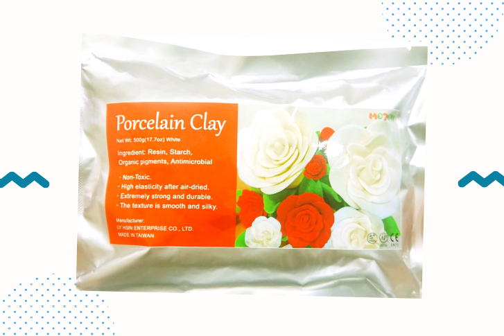 Read more about the article What Is The Feature of Porcelana Fria Resin Thai Clay?