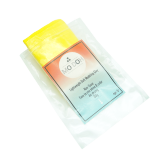 Soft Air Dry Clay 60g(Yellow)