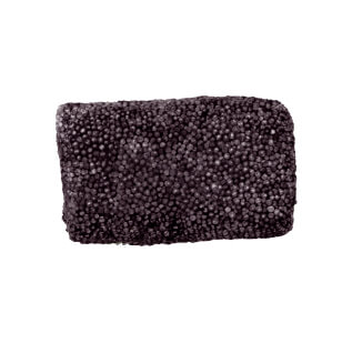 foam clay black 170g