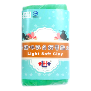Soft Clay 200g(Green)