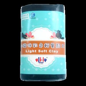 Soft Clay 200g(Black)