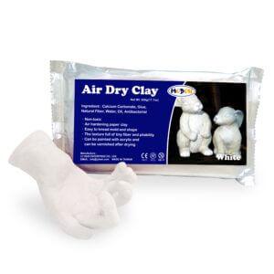 Air-Hardening Clay 500g(White)