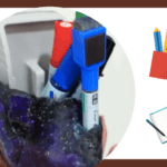 How to Make A Clay Pencil Holder?