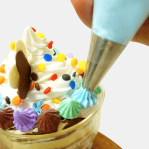 Whipped Cream Clay